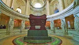 Napoleon Bonaparte's tomb