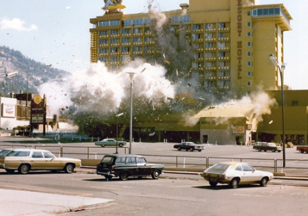 Harvey's Resort bombing